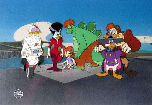 IMAGE(http://www.firstanimationart.com/images/ZTVCAT/DIS/386_TV_Prod_--_Justice_Ducks_Darkwing_Duck_.JPG)